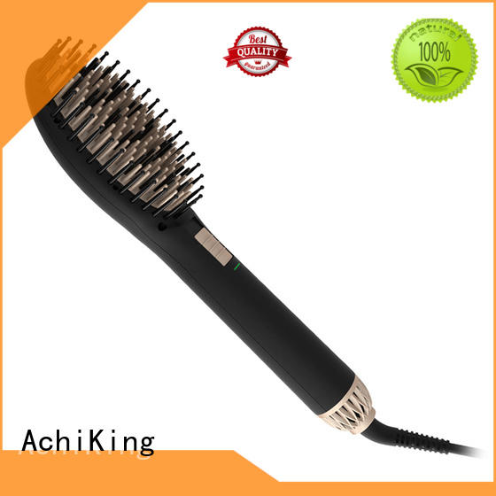 combs lcd display comb AchiKing Brand straightening comb supplier