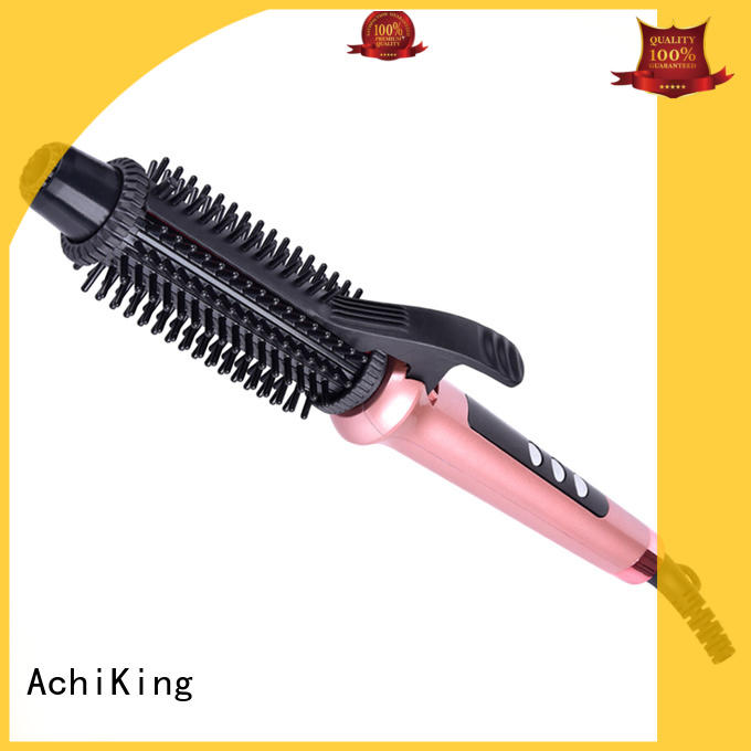 certificated wave curling iron with good price for home