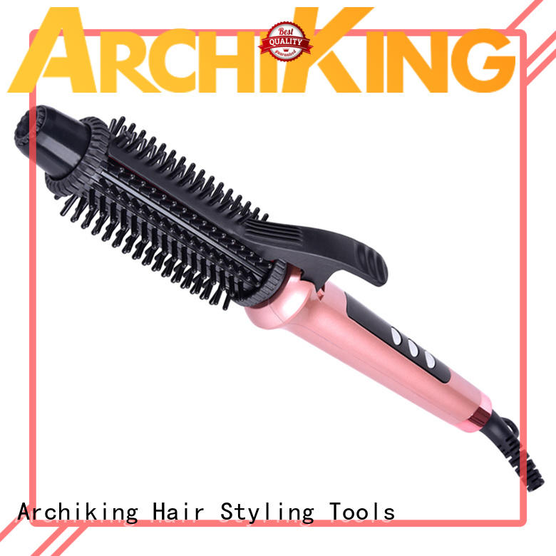 certificated wand curling iron with good price for household