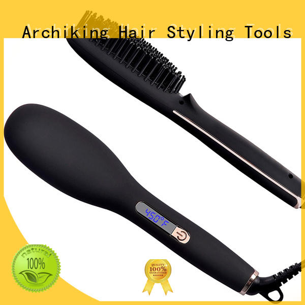 AchiKing digital best straightening brush personalized for household