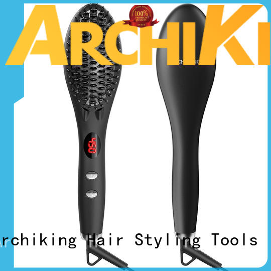 AchiKing hair styling tools customized for dressing room