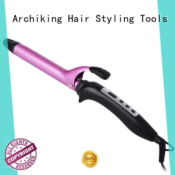 AchiKing sturdy wave curling iron with good price for home
