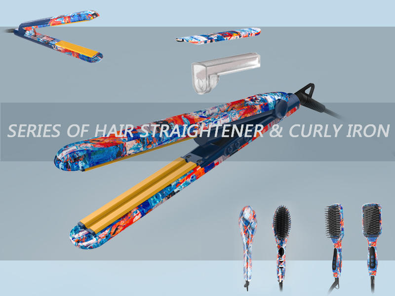 A series of hair straightener brush flat iron online ArchiKing