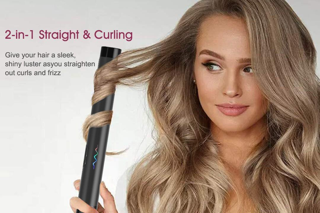 spray flat iron hair straightener v039 for household AchiKing