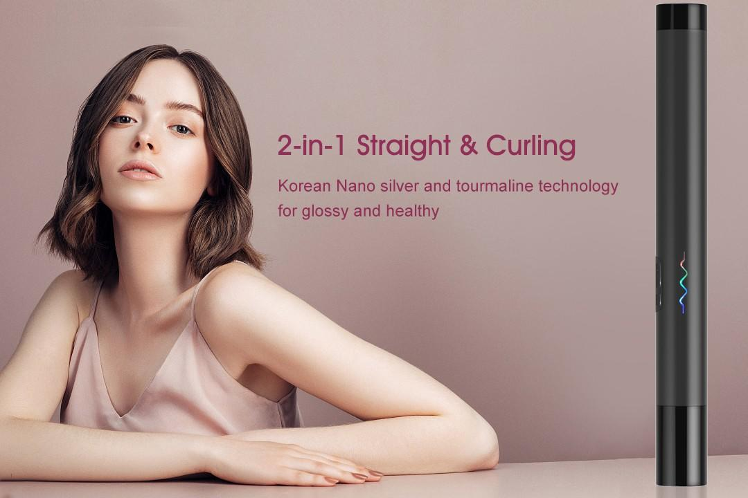 AchiKing flat iron hair straightener directly sale for home-1