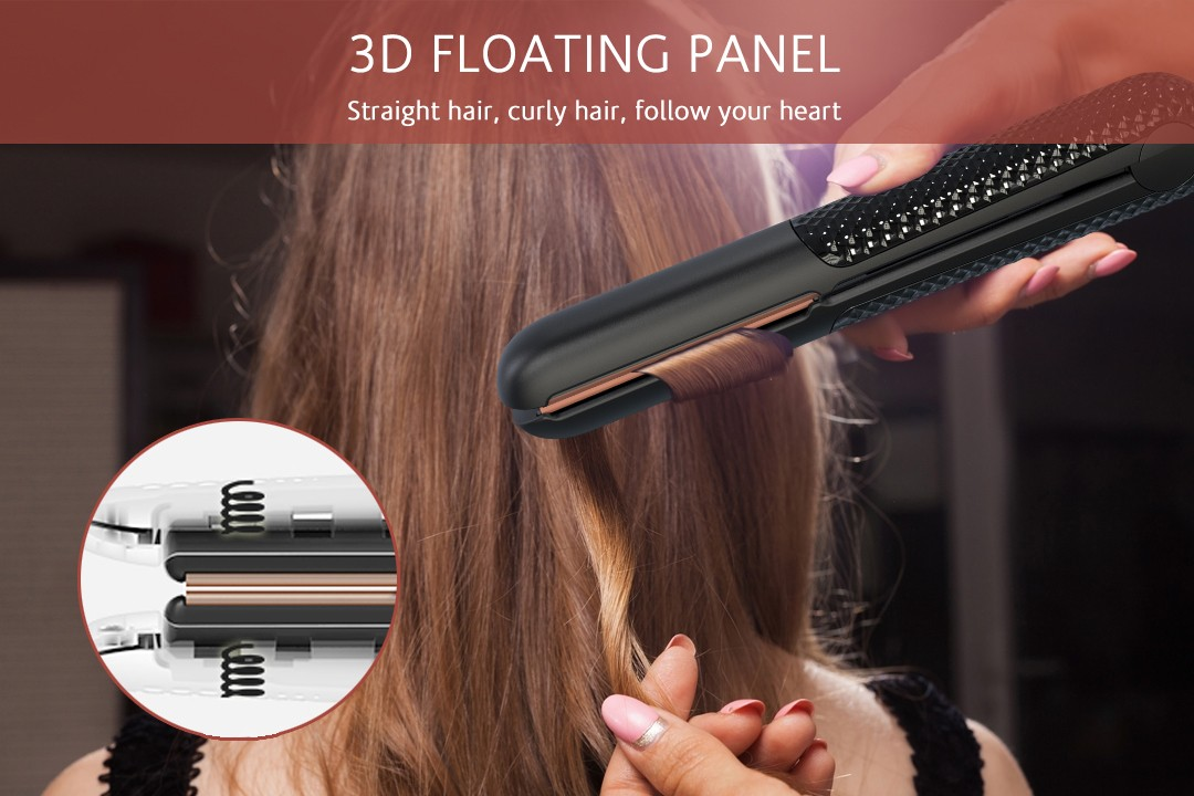 AchiKing hot selling professional hair flat iron customized for beauty salon-3