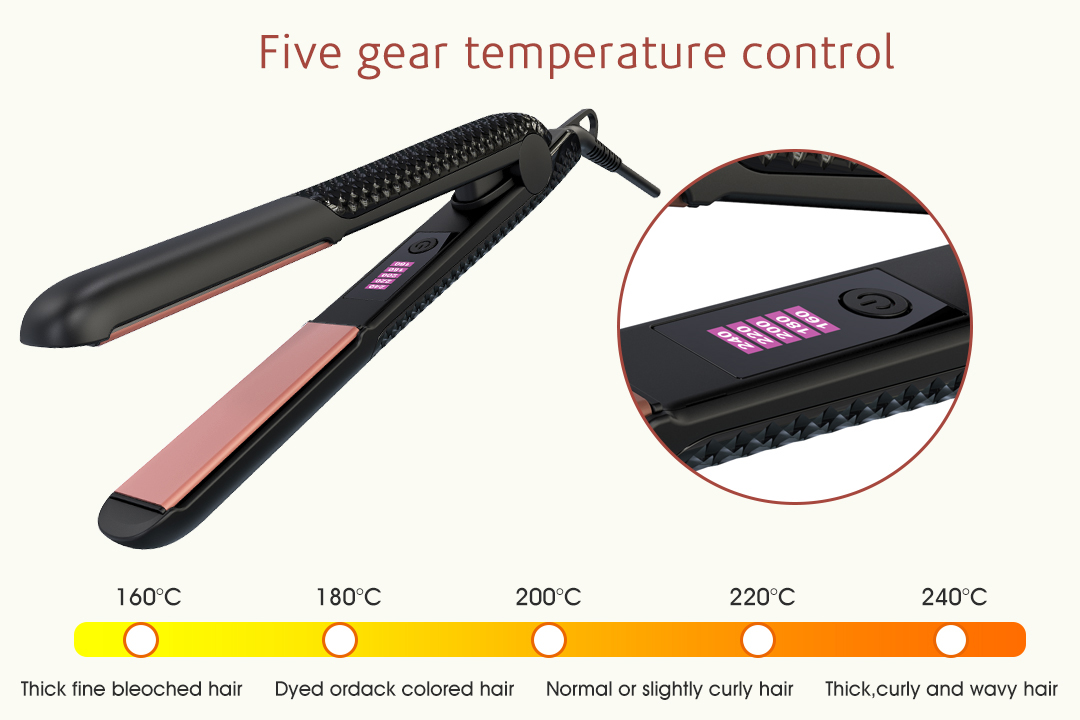 AchiKing best hair flat iron customized for home-5