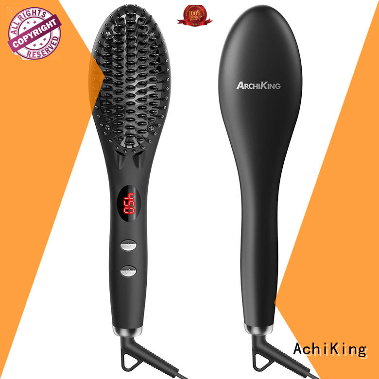 personalized hair curling tools series for dressing room