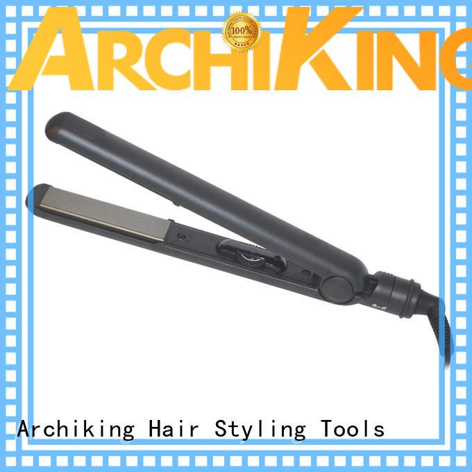 Hair Salon Steam Styler 2 in 1 Hair Straightener Curling Iron BD004
