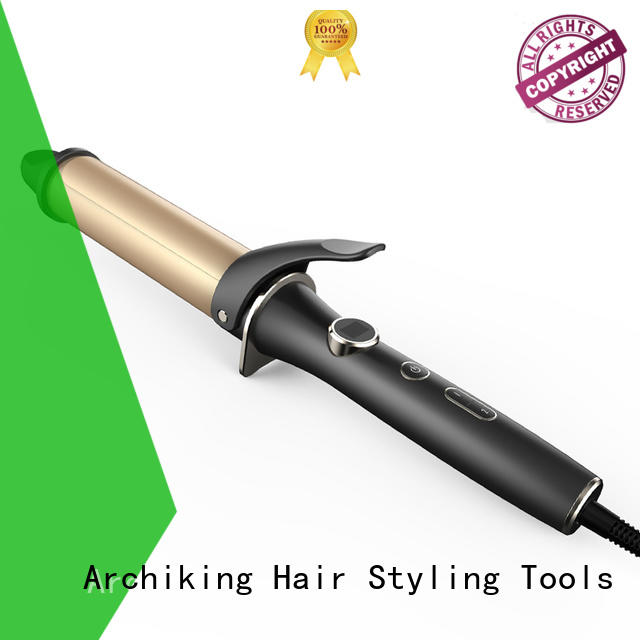 AchiKing wand curling iron factory for beauty salon