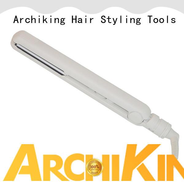 beauty tools straightener hair flat iron ceramic AchiKing
