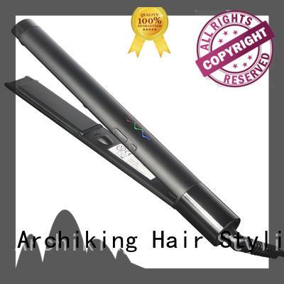 AchiKing heatproof professional hair flat iron directly sale for beauty salon