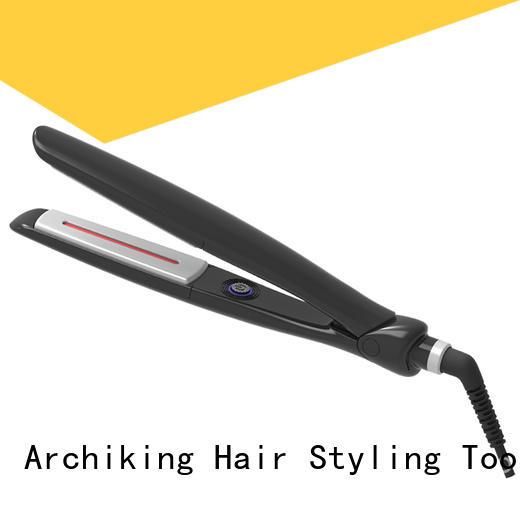AchiKing hair flat iron from China for dressing room