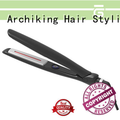 AchiKing durable best flat iron for damaged hair for household