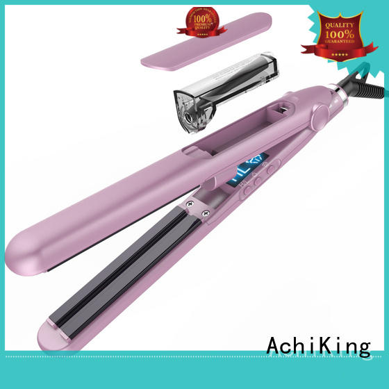 AchiKing hair flat iron from China for household