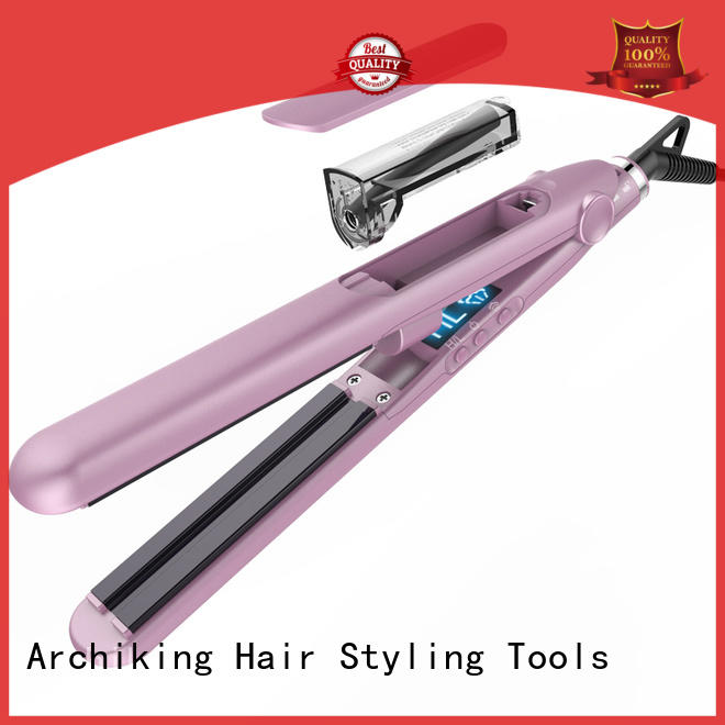curl hair with flat iron salon cold Bulk Buy spray AchiKing