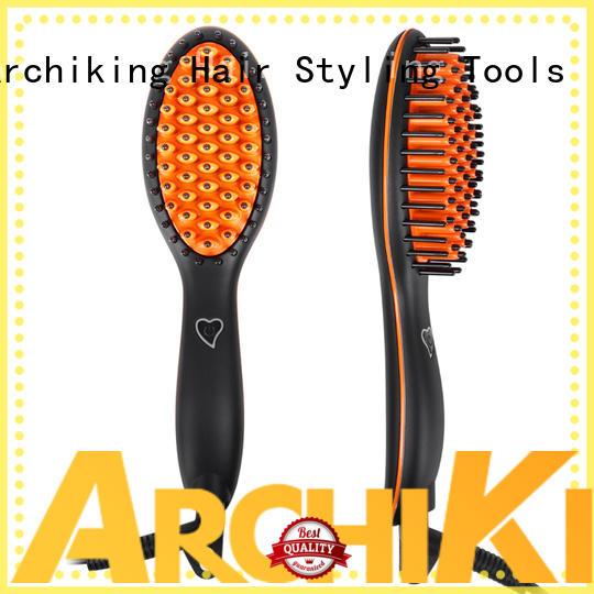 electric straightening brush anti for home AchiKing