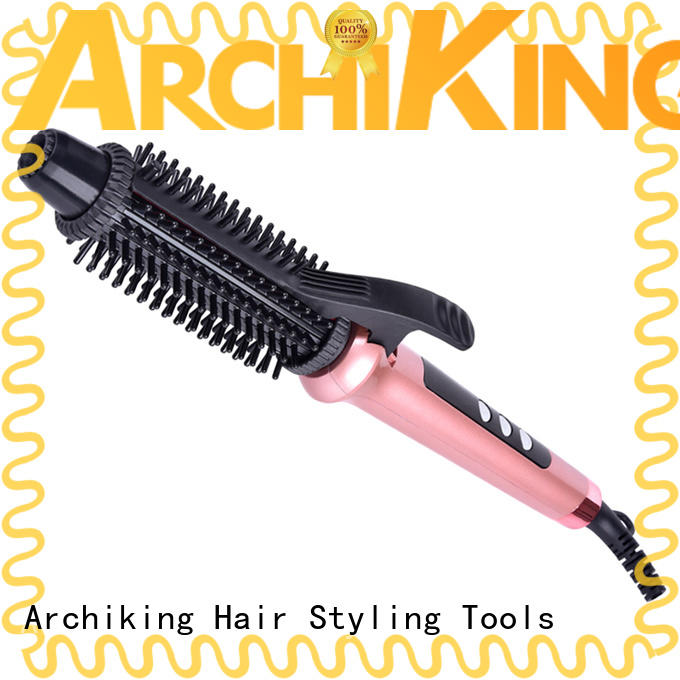 AchiKing wand curling iron design for home