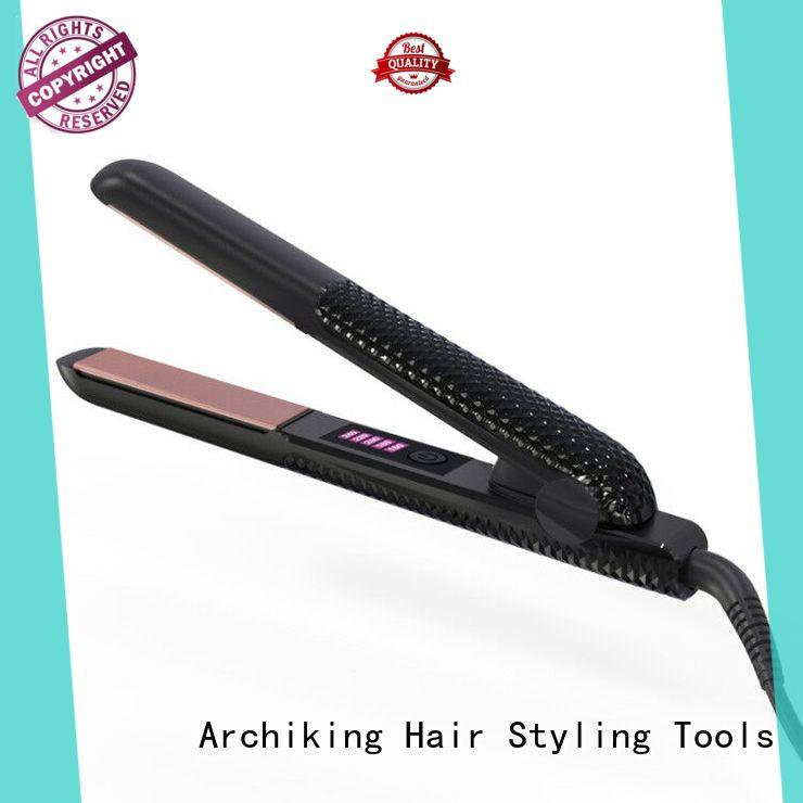 tools best flat iron for fine hair straighteners for beauty salon AchiKing