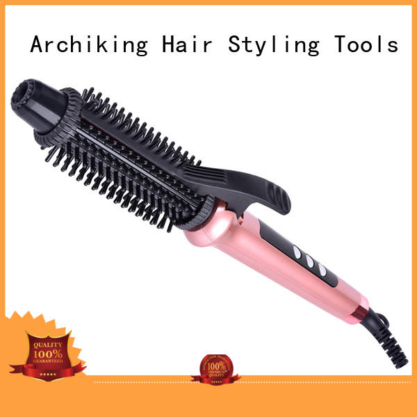 AchiKing certificated hot tools curling wand factory for household