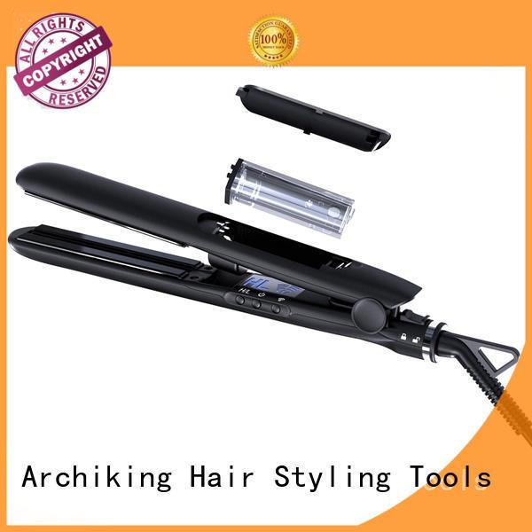 AchiKing flat iron hair straightener from China for home
