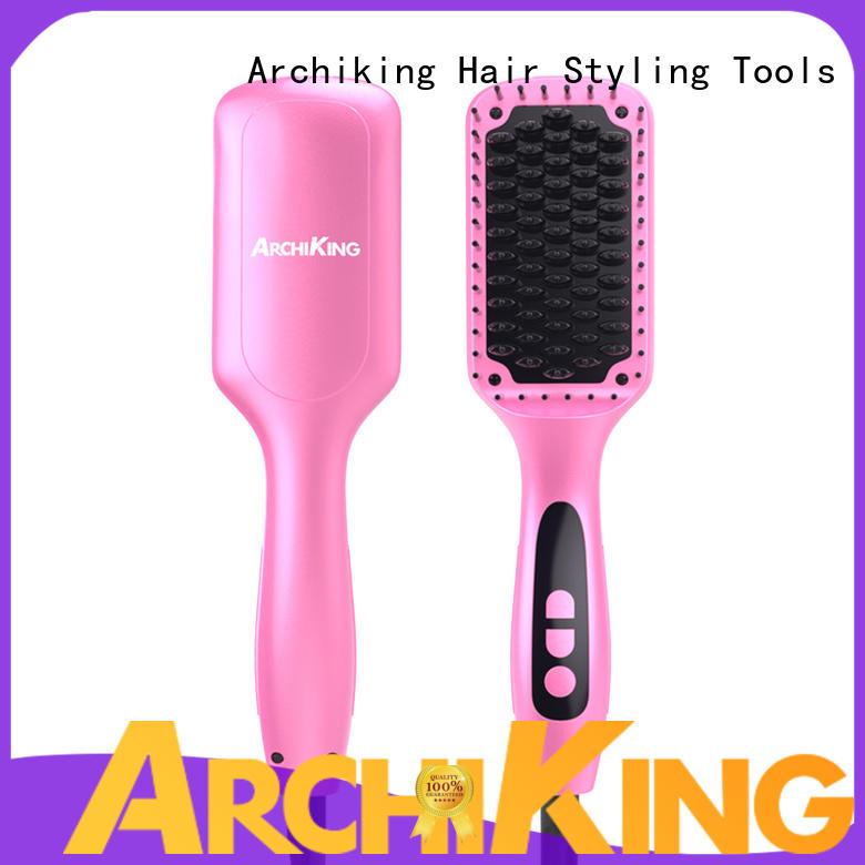 AchiKing digital straightening comb wholesale for beauty salon