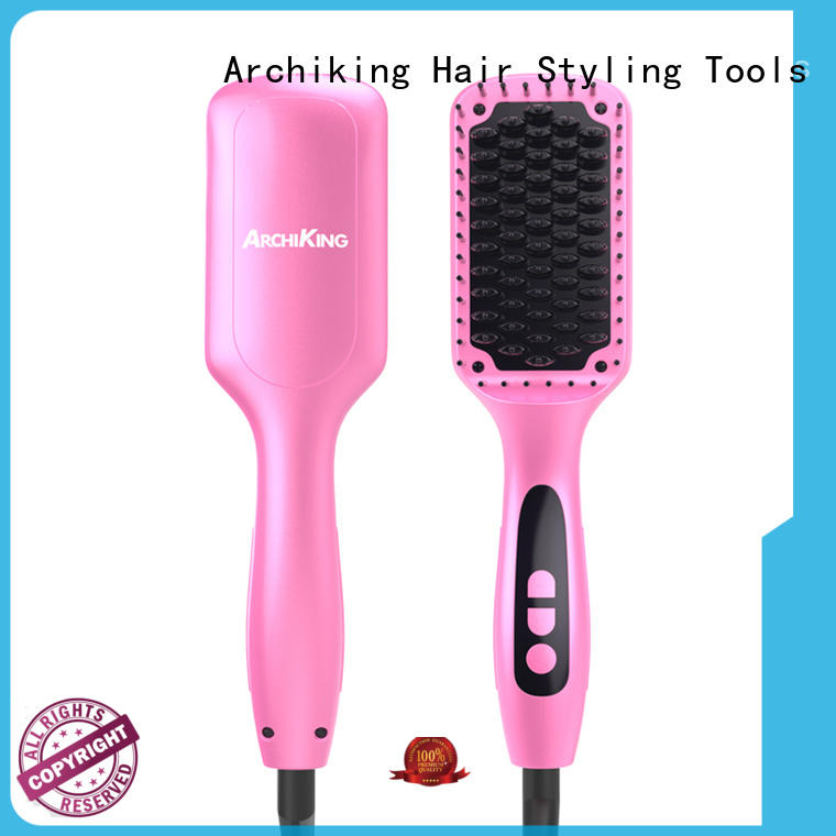 ionic hair straightener comb supplier for beauty salon