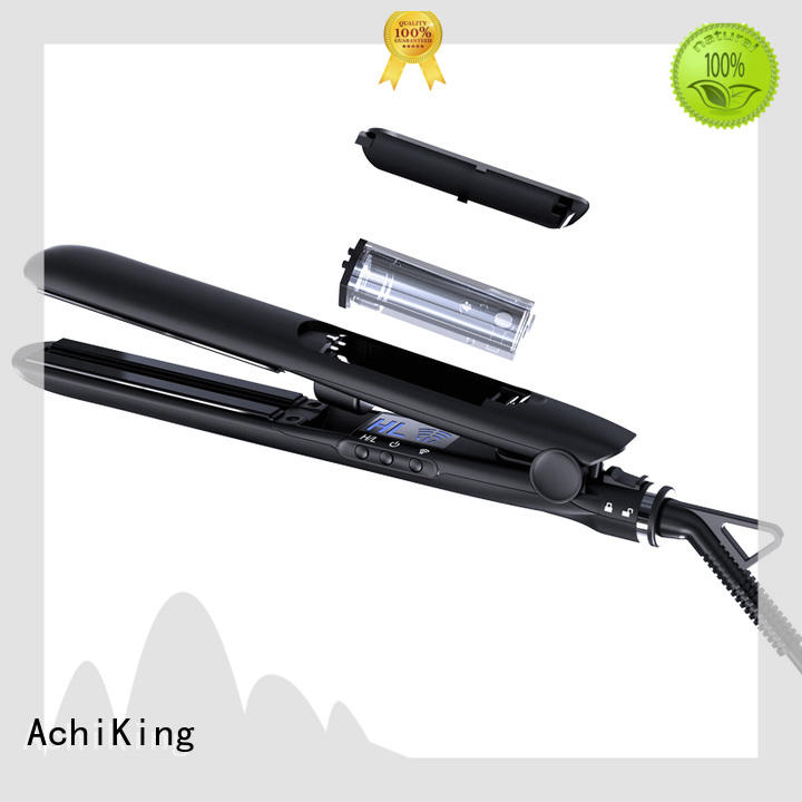 heatproof hair ceramic flat irons customized for household