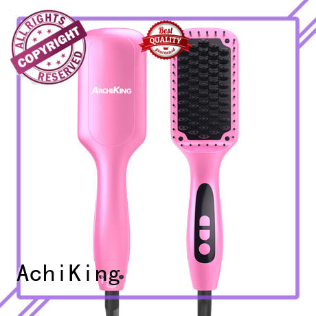 straightening hair straightener comb personalized for household