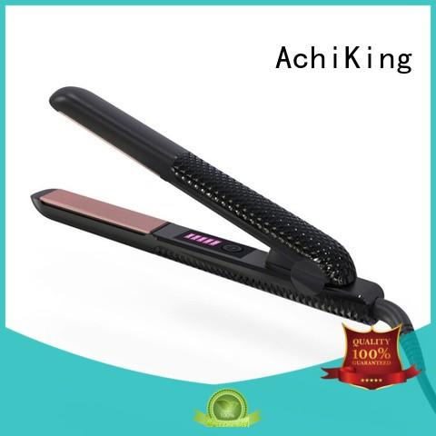 AchiKing durable small hair flat iron series for home