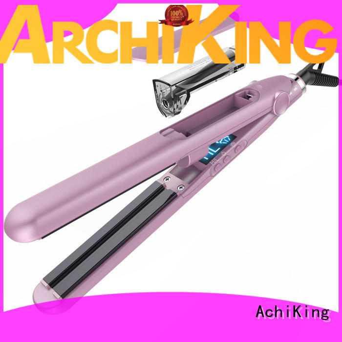 AchiKing hair styling tools manufacturer for household