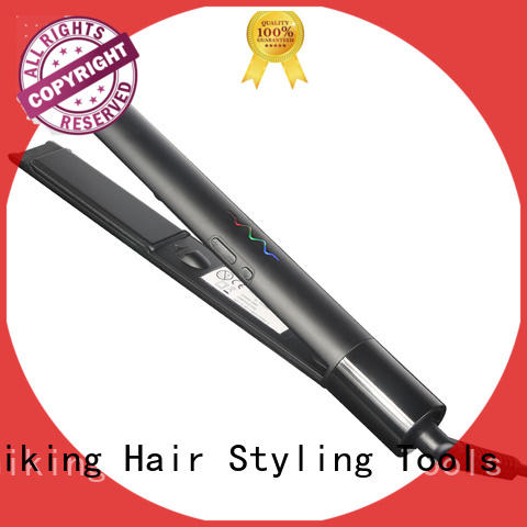 Exclusive Electric Hair Flat Iron For Straight and Curly Hair Factory Directly EF037