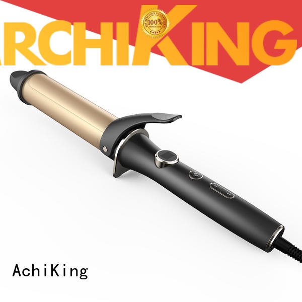 AchiKing hair curling iron inquire now for beauty salon