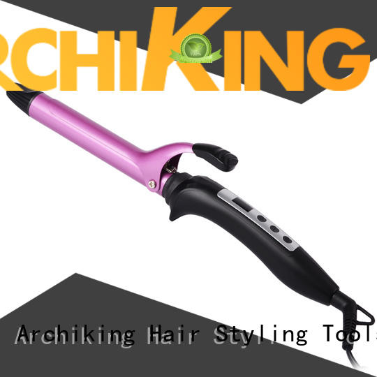 AchiKing professional hair curling tools factory for home