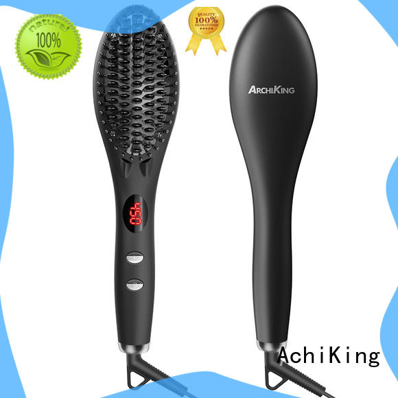 AchiKing personalized hair styling tools from China for beauty salon
