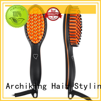 the brush that straightens hair combs for home AchiKing
