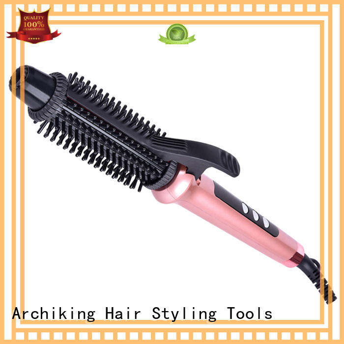 AchiKing wave curling iron inquire now for dressing room