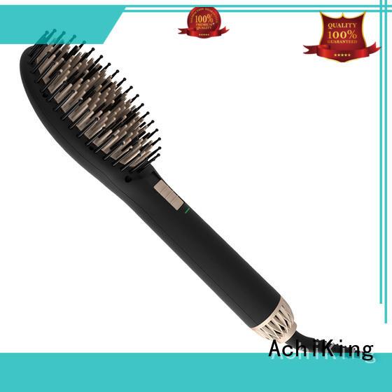 Japanese Patented Electric Hair Straightener Comb Japanese Hair Dryer Brush Q18
