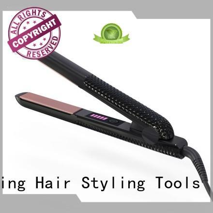 Hot hair flat iron ceramic AchiKing Brand