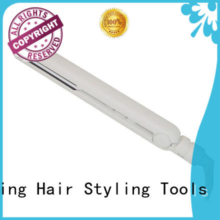 ceramic beauty tools hair flat iron styler heater AchiKing company