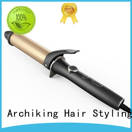 AchiKing hair curling tools inquire now for dressing room