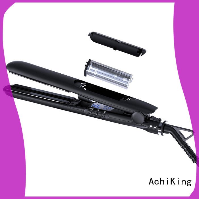 AchiKing best hair flat iron directly sale for dressing room