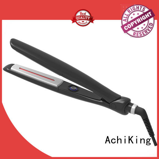 AchiKing pec flat iron straight hair series for beauty salon