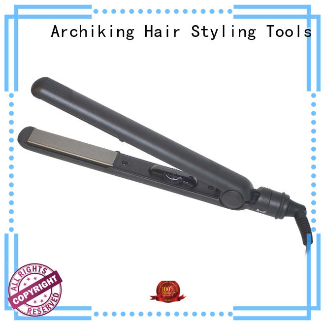 AchiKing hot selling best hair flat iron directly sale for dressing room