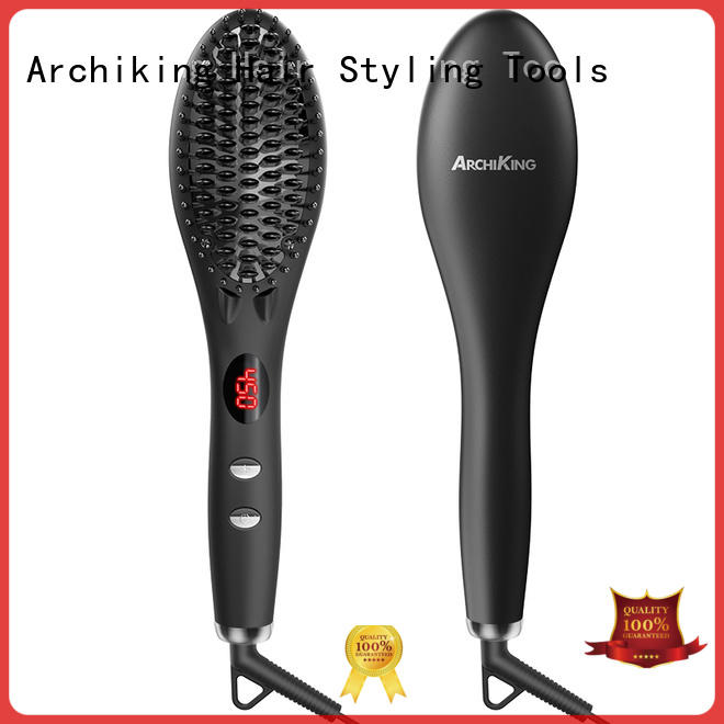hair curling tools japanese personalized hair styling tools ionic massage AchiKing Brand