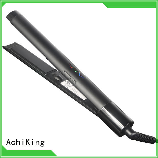 AchiKing flat iron hair straightener directly sale for home