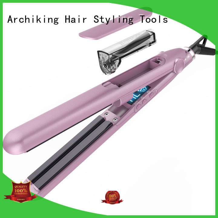 hot selling hair flat iron from China for dressing room