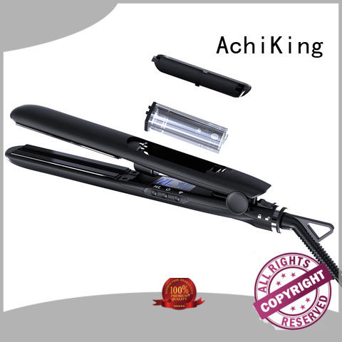 heatproof best hair flat iron series for dressing room