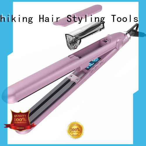straightening hair styling tools series for home
