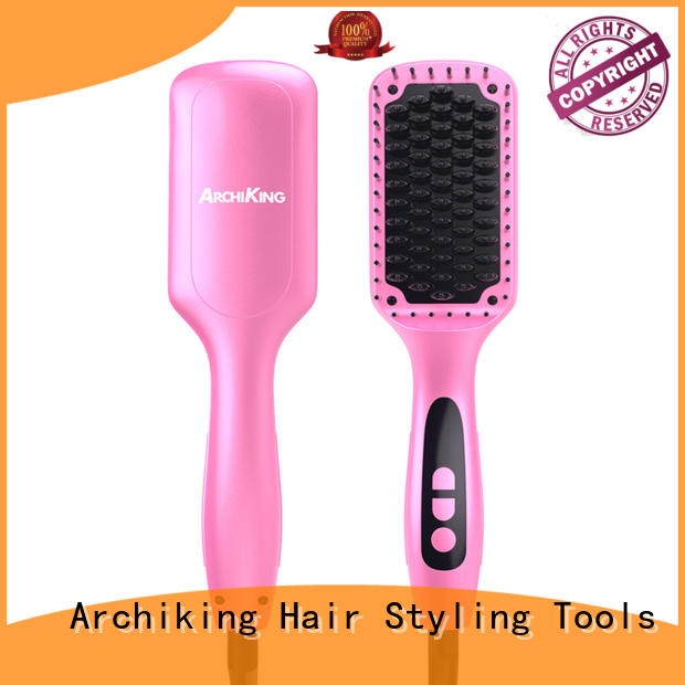 AchiKing hair straightener comb wholesale for beauty salon